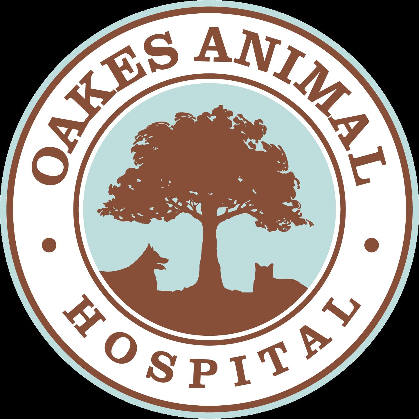 Oakes Animal Hospital logo